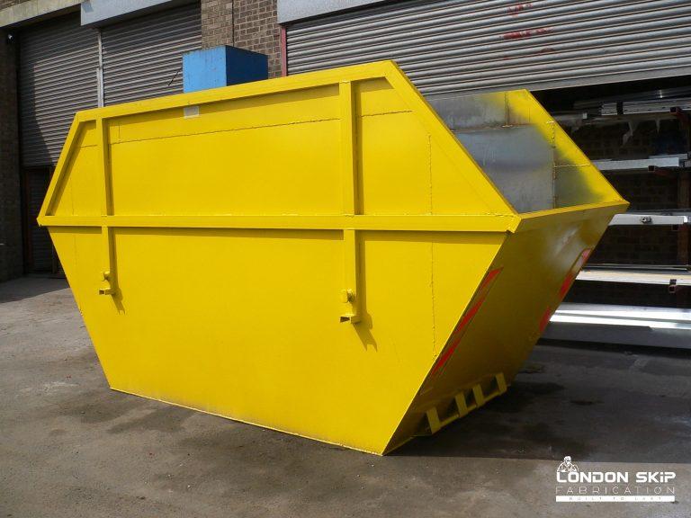 Yellow open skip