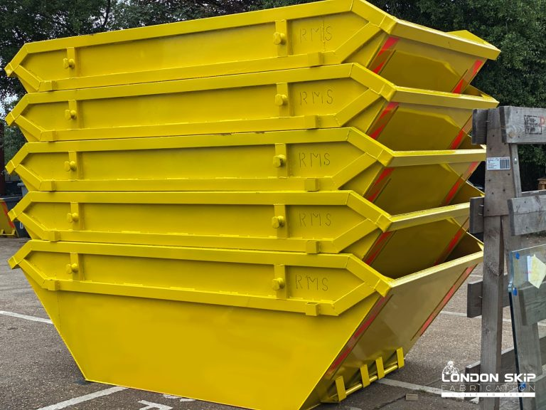 Yellow open skips